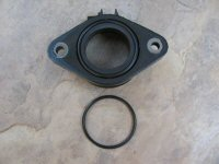 O-ring to seal the carburetor intake manifold to the cylinder head (SPN# 09280-40010).