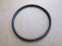 Viton O-ring to seal the carburetor intake manifold to the cylinder head (SPN# 09280-46002). Sold each.