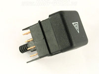 The series 1 dash uses this 4-way flasher button (MG# 28745760). Carefully note the connections on the bottom. (not included)