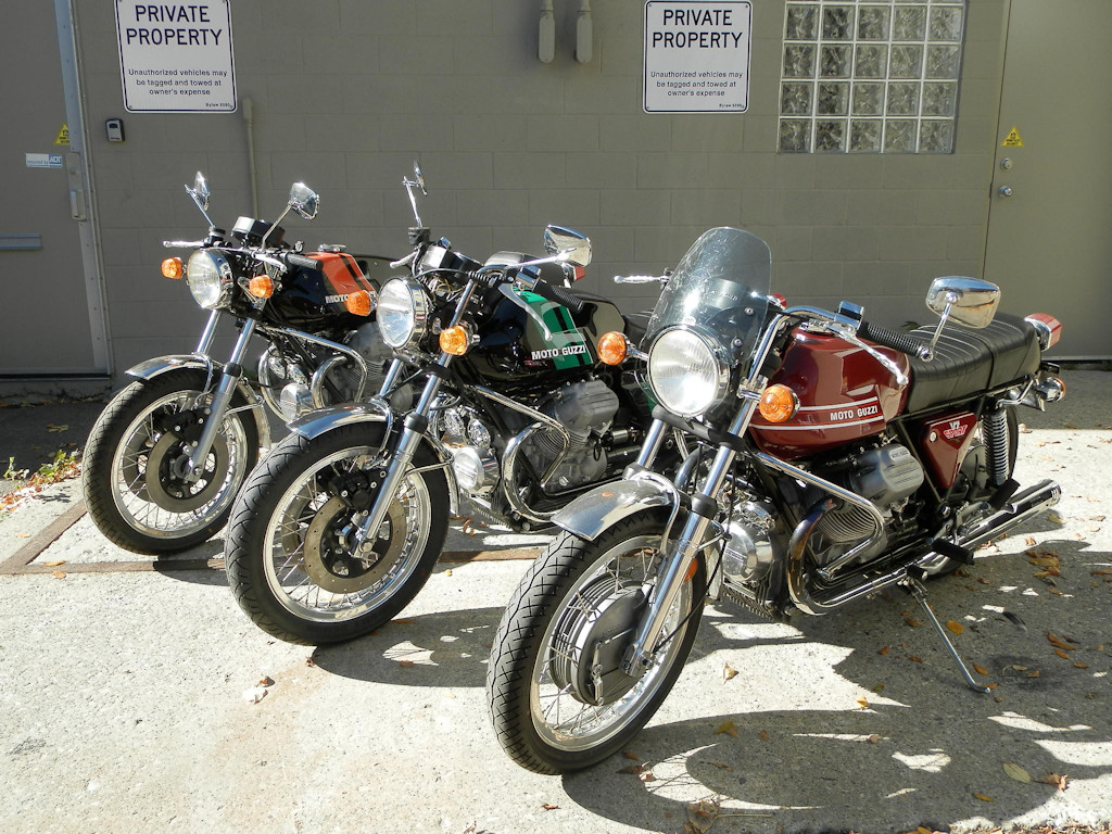 Testimonials And Reviews Moto Guzzi Parts Wiring Motorcycle Harness Kit The Last Three Wire Kits I Supplied Helped Restore These Lovely Guzzis