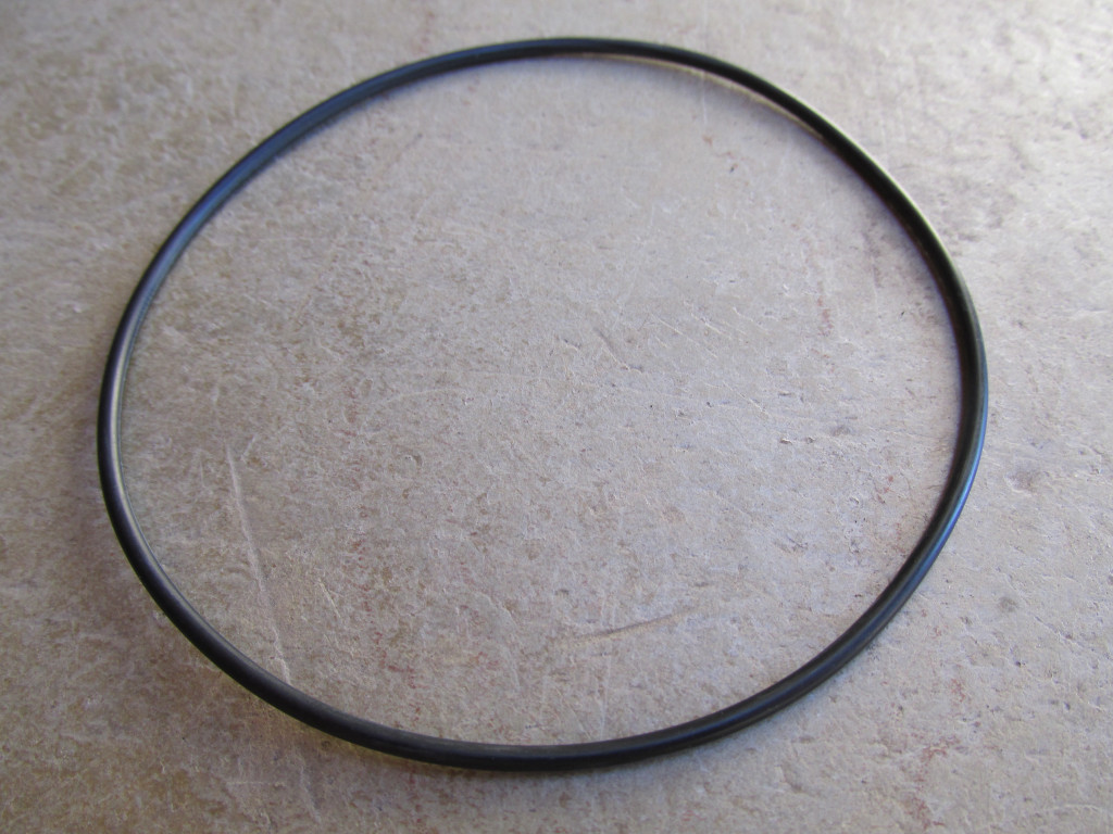 O Ring To Seal The Large 100 Mm Speedometer Single Gauge Hoover Vacuum Wiring Civilian