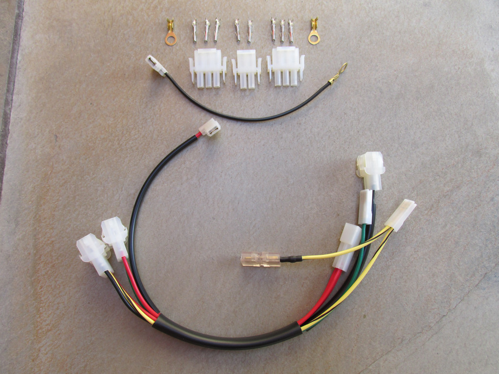 Wiring Harness For Sale : Digiplex ignition  moto guzzi parts