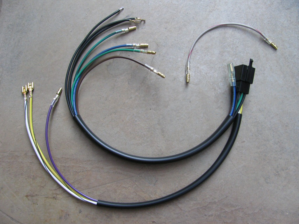 Wiring Harness Support Diagram For Pioneer Deh Pbh The 1987 Evinrude 28 Hp Ignition Moto Guzzi Parts Loop Frame Harnesses Sub To Use