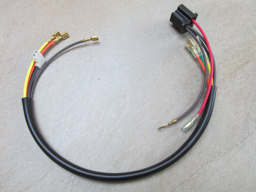 Wiring Harness For Sale : Alternator harness  moto guzzi parts