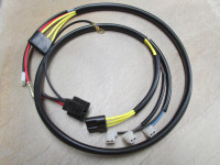 Alternator harness.