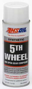 AMSOIL Fifth Wheel and Open Gear Compound (discontinued).