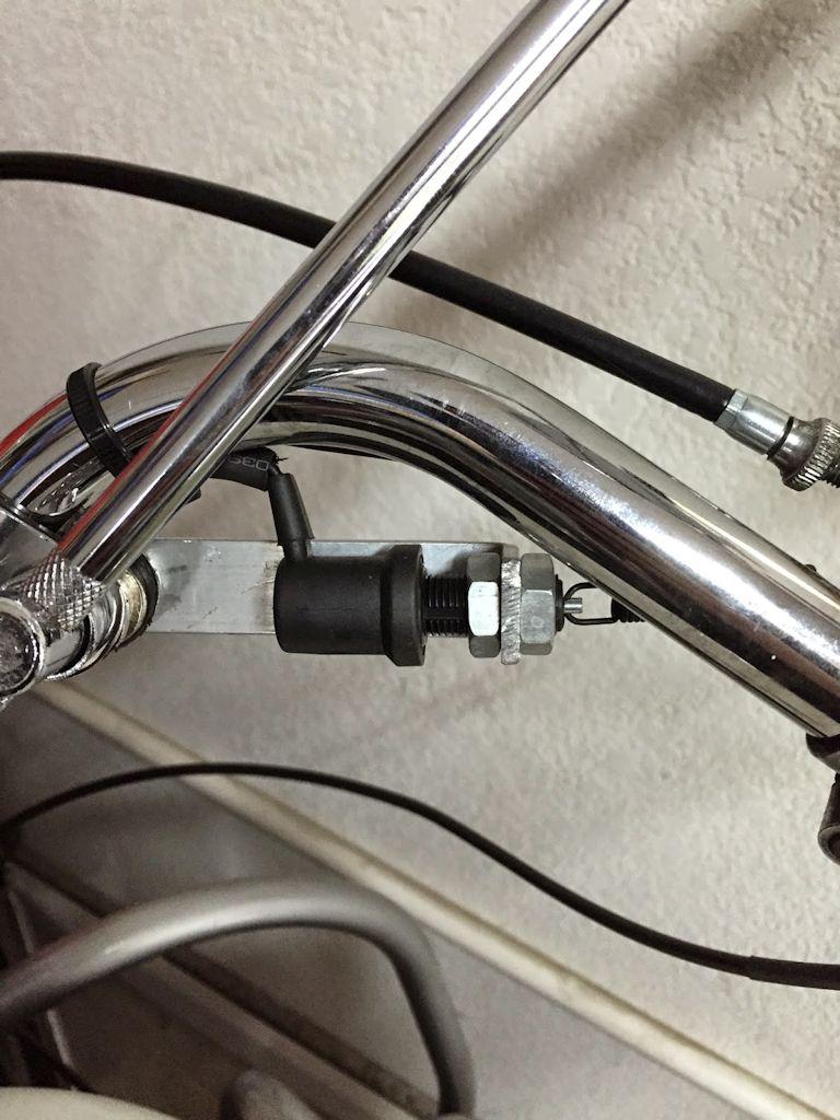 Brake Light Switch Alternative 4 Front Loop Frames