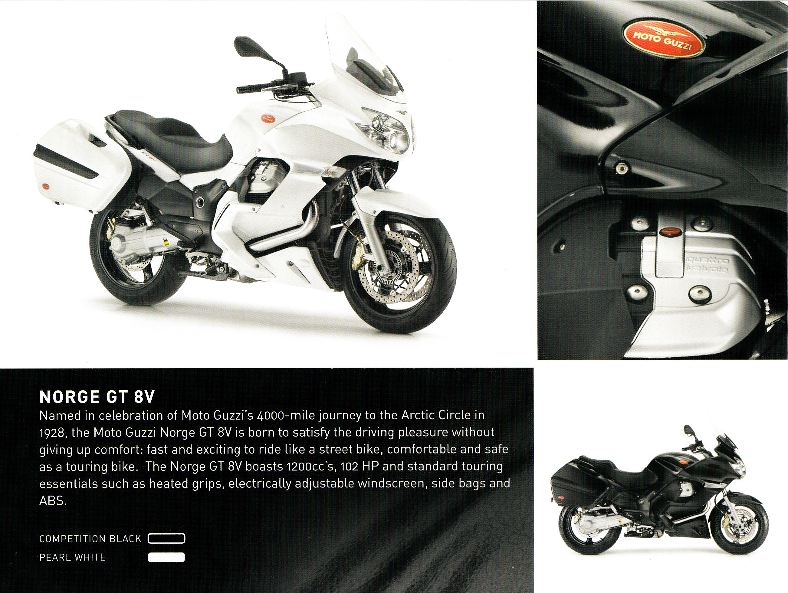 Brochure - Moto Guzzi Collection 2013