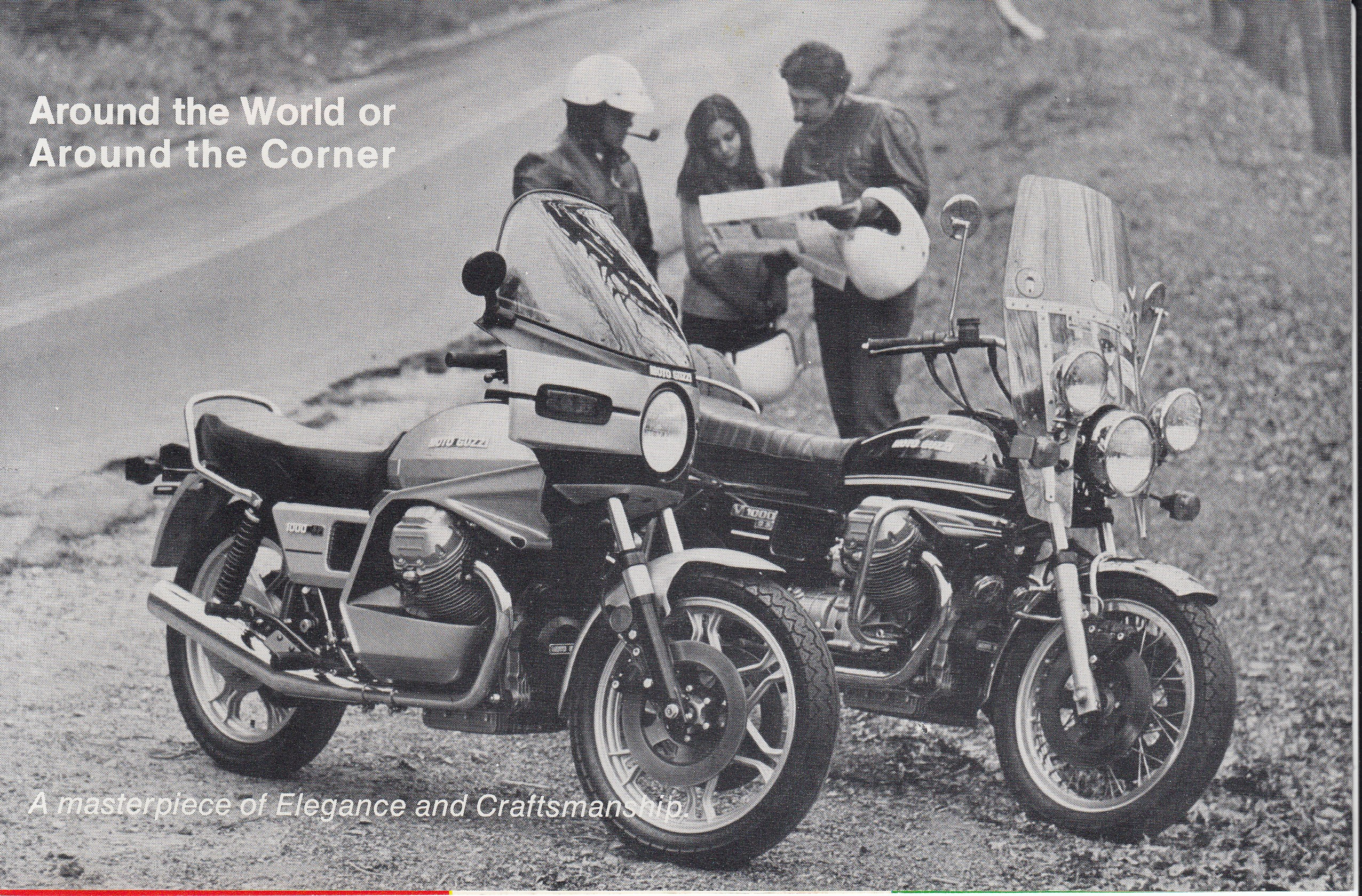 Brochure - Moto Guzzi V1000 G5 version 4