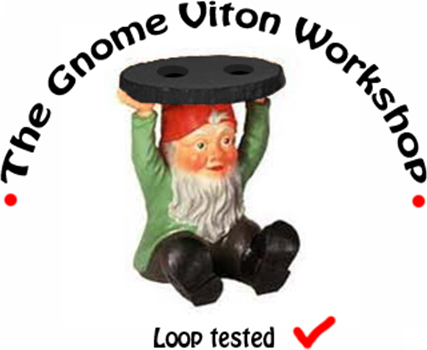 The Gnome Viton Workshop. Loop tested.