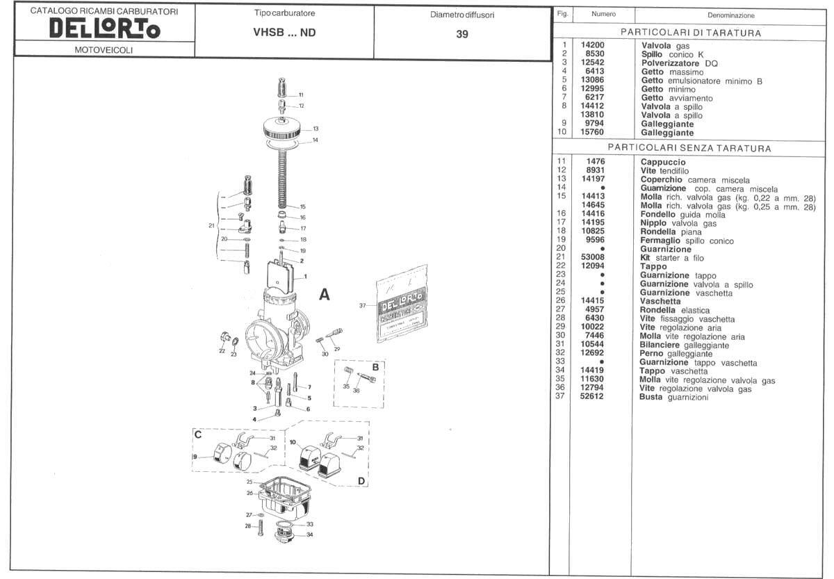 dellorto vhsb 37 manual