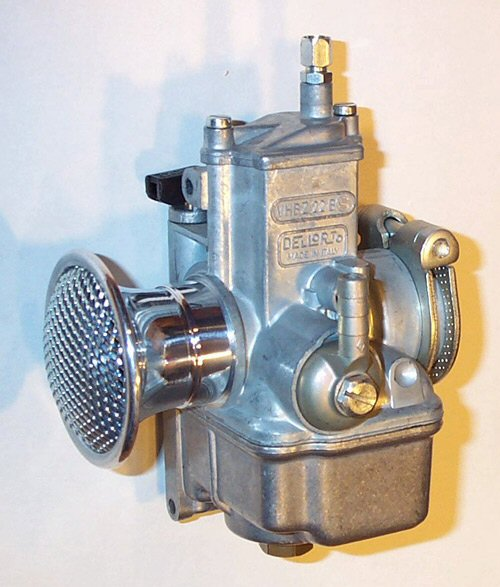 General specifications for Dellorto VHB carburetors
