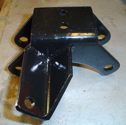 Generator Support Bracket (Generator Mount to Distributor Front Mount Bolt).