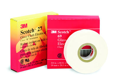 3M Glass Cloth Electrical Tape 27