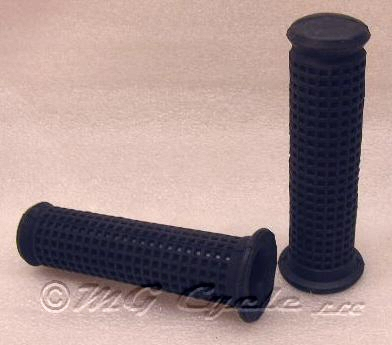 Handlebar grips fit to disc brake models: MG# 14603000 left & MG# 14603500 right
