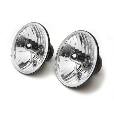 Rampage 5089925 Halogen Conversion Headlight Kit.