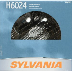 Sylvania H6024. I've fit this headlight in V700, Ambassador, and Eldorado models without issue.