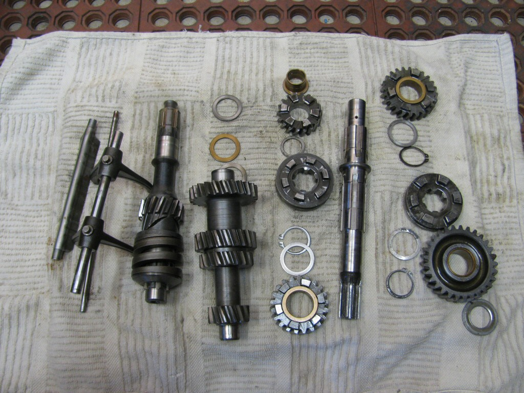 Transmission pieces and parts