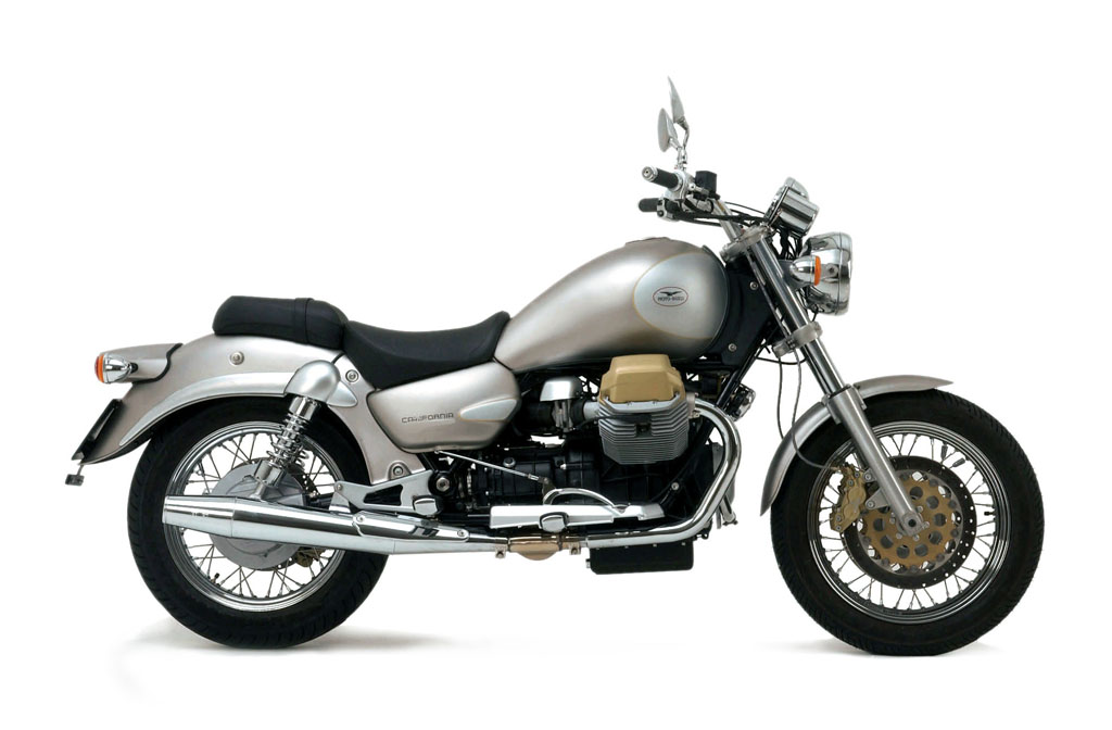 Moto Guzzi California Aluminum (2003)Download full-size tif image