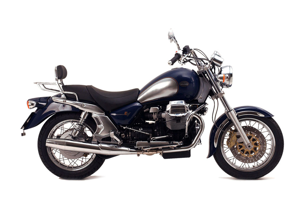 Moto Guzzi California EV (2003)Download full-size tif image