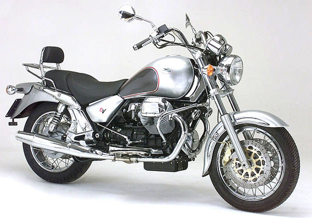 Moto Guzzi California EV (2004)Download full-size tif image