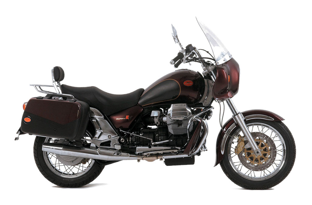 Moto Guzzi California EV Touring (2003)Download full-size tif image