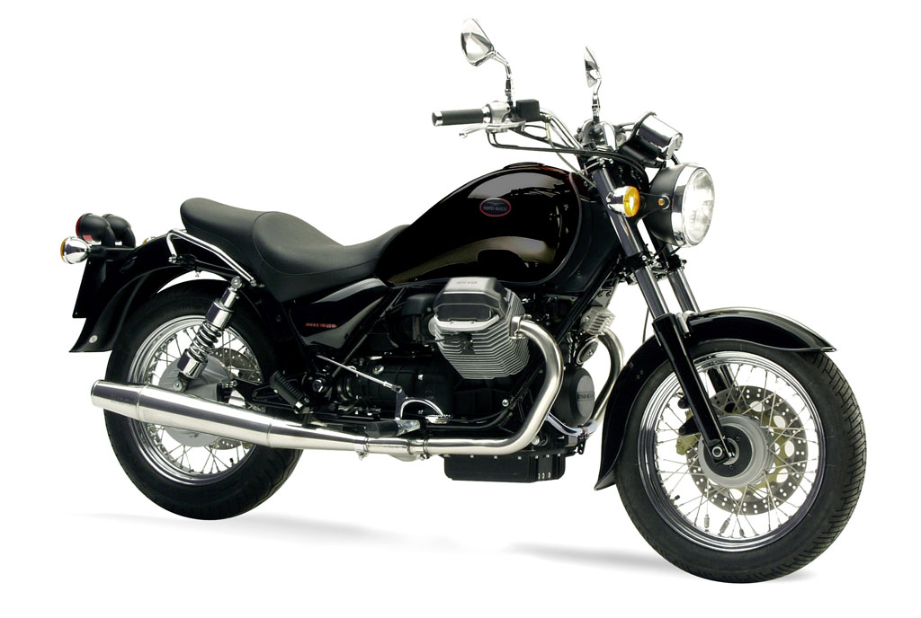 Moto Guzzi California Stone Metal Black (2003)Download full-size tif image