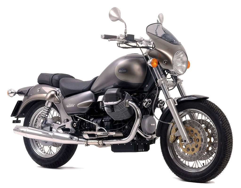 Moto Guzzi California Titanium (2004)Download full-size tif image