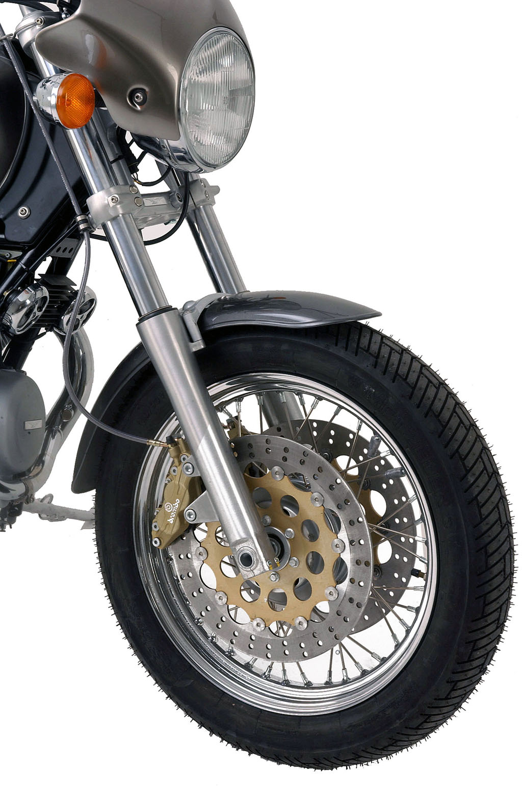 Moto Guzzi California Titanium (2003)Download full-size tif image