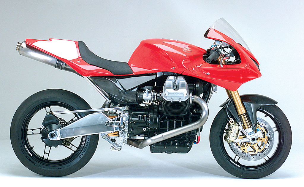 Moto Guzzi MGS/01 Corsa (2003 June)Download full-size tif image