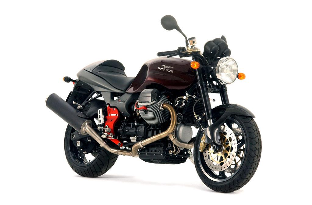 Moto Guzzi V11 Sport Naked Photos, Informations, Articles