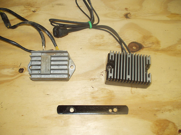 Voltage regulator replacement - Quota - Moto Guzzi - Topics ... on