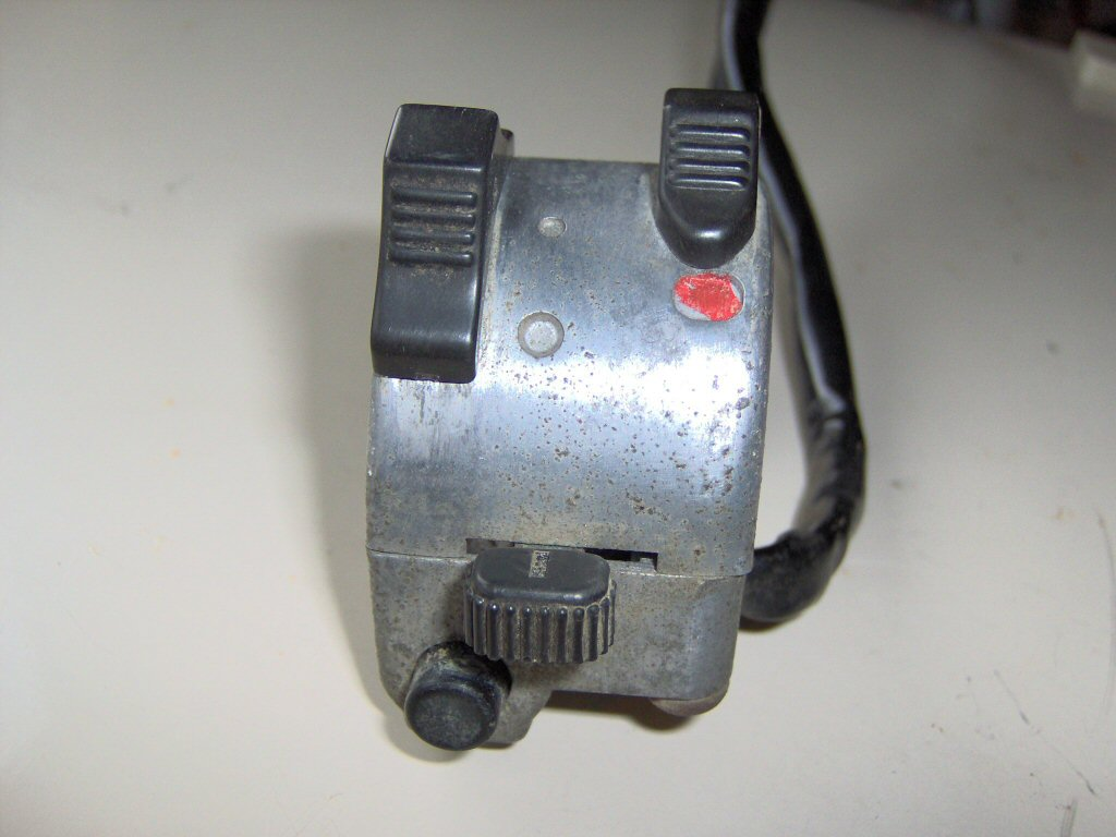 Handlebar switch Kawasaki 004 ASAHI DENSO Loop
