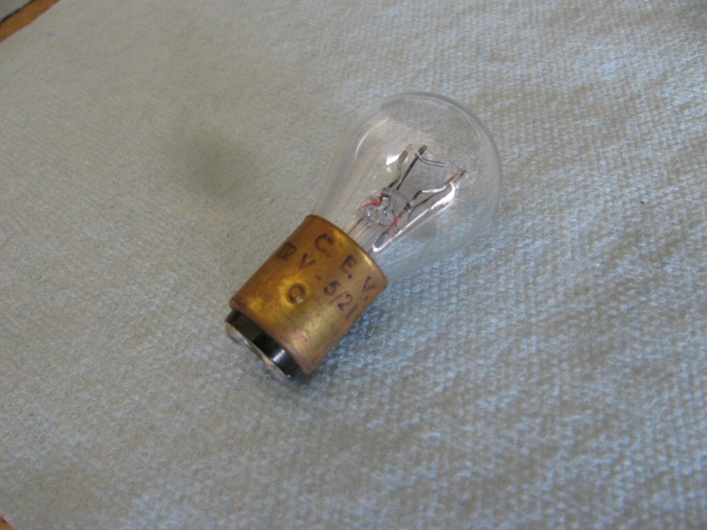 CEV tail light bulb.