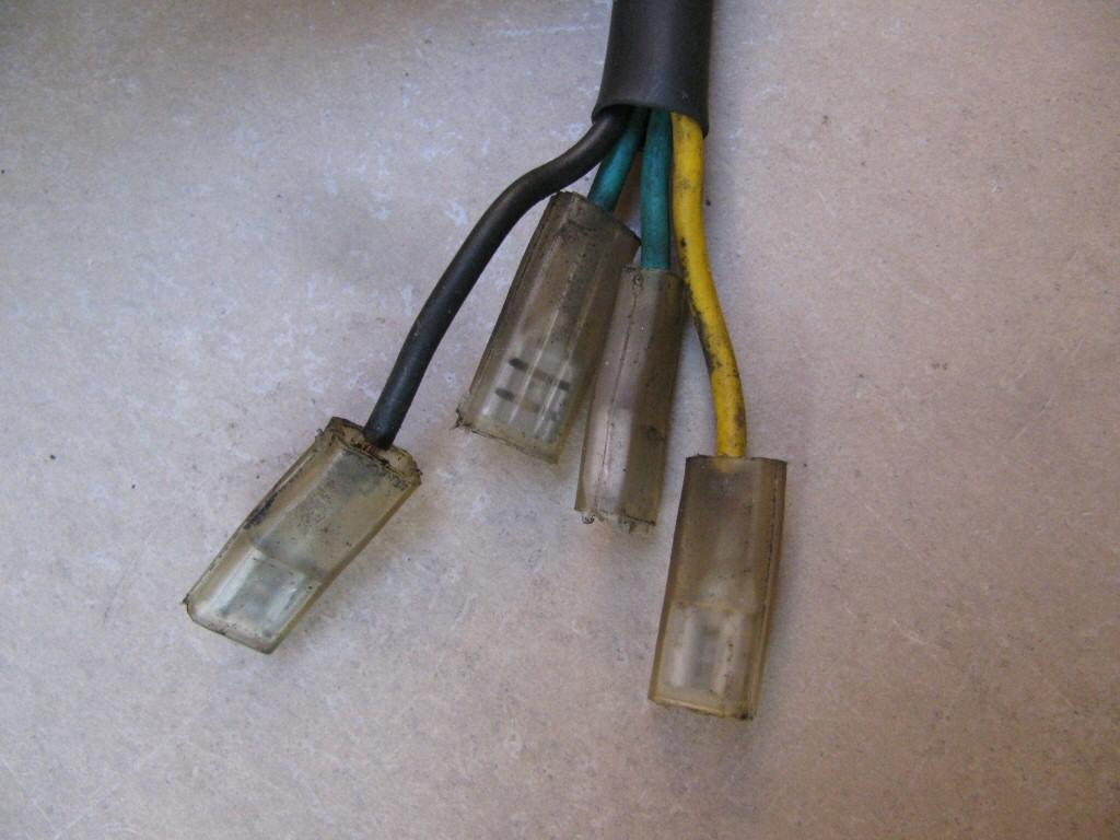 wiring sub harness v7 sport left handlebar switch mg 12750300 tonti frames moto guzzi