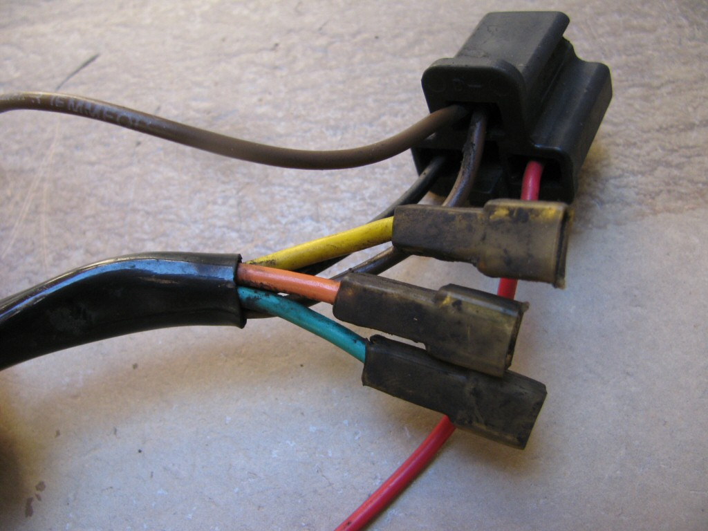 Wiring Harnesses For The Moto Guzzi 850 T3 California Wire Harness Parts 28 Images