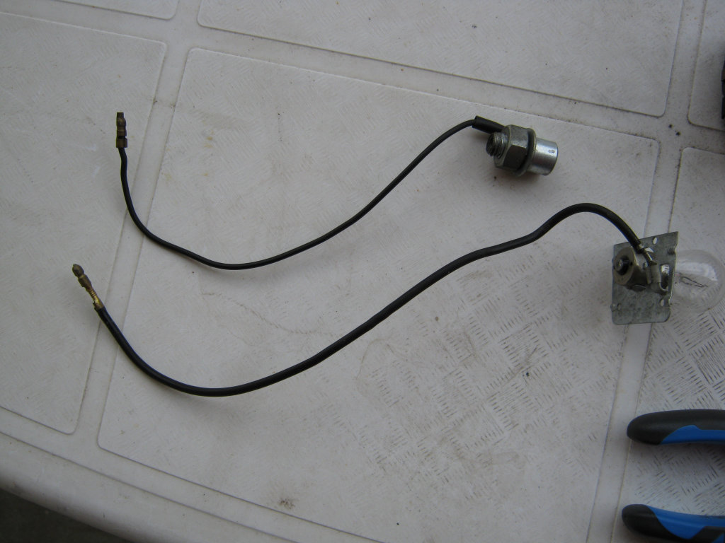 Wiring Harnesses For The Moto Guzzi 850 T3 California Detailed Yfm660r Diagram 05 Sub Harness Le Mans Iii Front Turn Signals Tonti Frames Signal