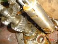 Transmission 5 speed, Moto Guzzi photo archive of parts