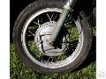 Wheel front, Moto Guzzi photo archive of parts