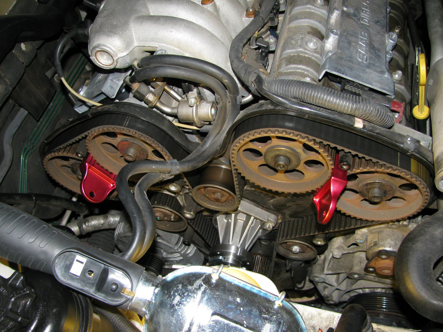 Saturn Water Pump Location on saab 9 3 wiring
